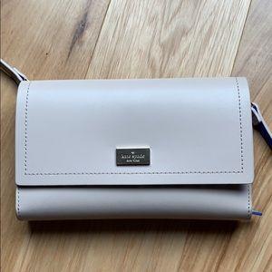 ♠️ Kate Spade Cross body wallet purse Clutch